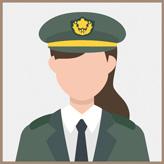20代 自衛隊員 女性